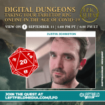 Digital Dungeons: Taking Your Tabletop RPG Online in the Age of COVID-19