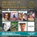 The Quest to Become a Professional Geek