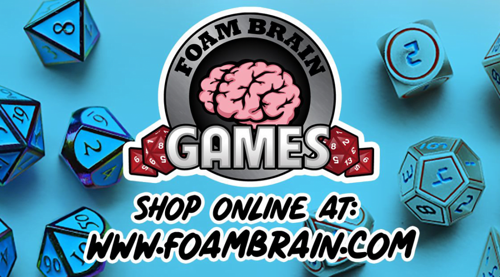 Foam Brain Games